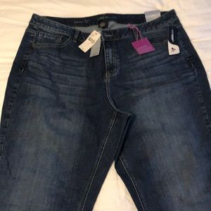 Lane Bryant Genius Fit Jeans Size 20